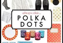 Polka Dots / Spots / by Linda H.