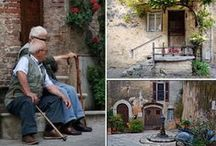 Tuscany: Ordinary Life in an Extraordinary Place / A look at the locals, living real life in this magical setting...