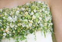 Bloemen- Bloemenkleding, schoenen en tassen, accessiores