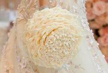 Trouwen- Bruidsboeketten