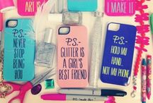 ♥i-phone cases♥ / Cute i-phone cases