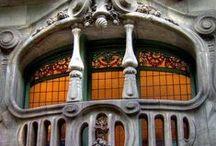GAUDI / création et architecture à Barcelone