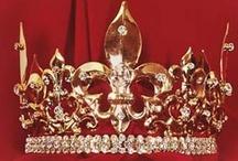 Crowns and Tiaras  / by Debi DeRosa