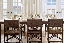 "Dinning rooms - Please have a seat... / How to eat on style or ""Life is made of those little moments"""