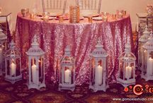 Desirable Decor / Gorgeous decor for weddings