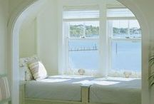 Lovely nooks / My dream: a little nook someplace where nobody could get at me...for a while