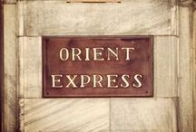 Orient-Express...a lifestyle / A lifestyle