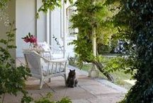 Sunrooms, Porches, Verandahs & Patios / Where is good to stay
