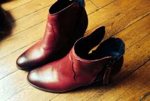 My lovely boots / Boots, bottines, low boots, lowboots, leatherboots, leather, shoes, bottes