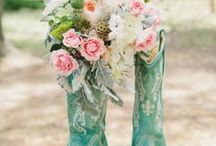 Wedding: Country Chic