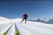 Centro Fondo Alta Lessinia / piste di sci fondo nel Parco Naturale della Lessinia