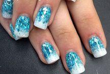 Nails... / Diseños de Uñas / by Rosa Santana