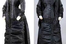 Stroje żałobne - Mourning outfits