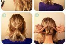 Fashion, make-up & hair
