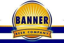 BANNER BEER COMPANY™ / BANNER BEER COMPANY™ AMERICAN CRAFT BEER   #BANNERBEERCO www.bannerbeercompany.com