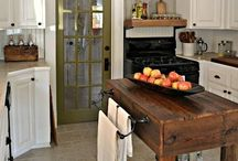 Kitchen - Not every house can be a home <3