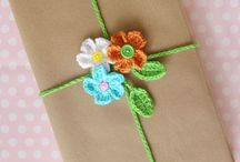 Crochet Craft / Mishmash of crochet and crafty stuff! / by Tamzing