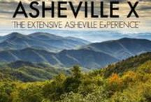 ASHEVILLE X / 'the everything asheville eXperience'
