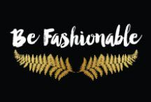 Fashionably Me // L&R / I love fashion and get to embrace it in my new way of life! I'm awake and alive and fashionable!