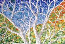 Mosaic Masterpieces / An appreciation for mosaics.