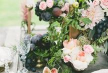 Wedding:  Emerald, Pink and Black