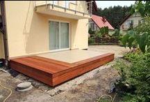 Taras drewniany. Realizacja w Zielonej Górze3 / Taras drewniany. Realizacja w Zielonej Górze