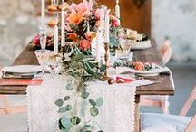 Wedding:  Marigold Inspiration