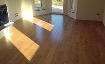 Realizacja podłogi drewnianej w Międzyrzeczu. / Parkiet drewniany. Realizacja podłogi drewnianej w Międzyrzeczu.