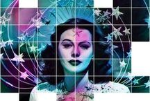 Hedy Lamarr / Hedy Lamarr (1914 –2000) was an Austrian and American film actress and inventor.  http://www.timelessbeauty.it/