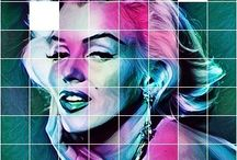 Marilyn Monroe / Marilyn Monroe (1926 – 1962) was an American actress and model.