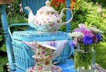 Garden Tea Partyⓛⓞⓥⓔஇ