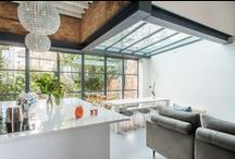HG Kitchen Extensions / Pictures of recent kitchen extension projects completed by HollandGreen Architectural Design