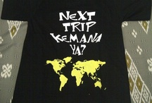 T-Shirt Traveling / These are collections for adventurers
