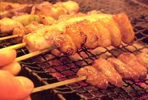 YAKITORI (Japanese Broiled Chicken on skewers) / Facebook Frend request is widely accepted.I'm not particular about your country,nation,religion,language. https://www.facebook.com/hisao.takagi