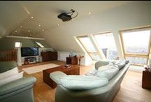 Loft Spaces [Attics] / Lofts or Attics (as referred to in the U.S) that have been converted to living or working spaces