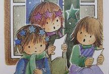 Tekeningen, illustratie 3 / kerst
