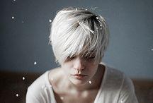 Hair today, gone tomorrow. / by Rhiannon Jane