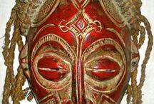 Máscaras / Máscaras de todo o mundo