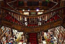 Livrarias / Bookstores / Bookstores / Livrarias
