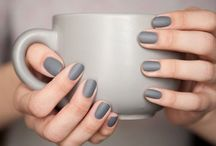 Matte Nails / Ideas for matte nails.