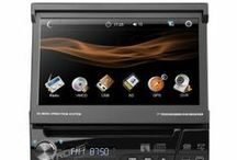 Xtrons Head Units: Single Din Head Units / From 'basic units' without a touch screen to top-of-the-range units with a motorized touch screen. Also available at www.xtrons.com and www.xtrons.co.uk  Your head unit can be as simple or as complex as you like. With products ranging from $50 to $350, your in car audio system can be controlled in a number of different ways. With a standard ISO size of 178 mm (W) x 50 mm (H), these units will fit the majority of vehicles. Of course, if you have any questions, make sure you contact us first.