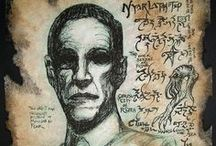 Lovecraft / Right in Lovecraft's dreams!