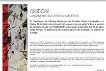 ATELIER 26 - O25DO26 / Caderno de Desenho e Poesia que assinalou os 40 anos do 25 de Abril