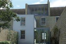 Loft conversions - exterior design