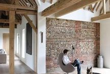 HG Inspiration • Contemporary Barn Conversion / Inspiration ideas for contemporary conversions of barns into residential spaces