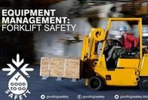 forklift safety / Good to Go Safety are known for improving workplace safety with their popular forklift checklist systems. Here we take a broader look at forklift fails, forklift news, forklift regulations and forklift accidents. Forklift safety humour combined with forklift updates, what more could you want!