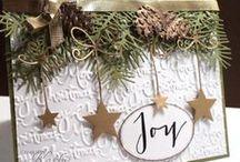 Cards ..... kerst