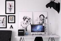 interior design / work space