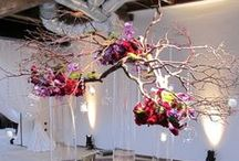 Corporate & Hotels / Flower displays for corporate, events, hotels and restaurants