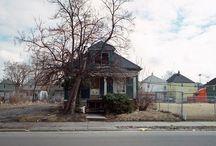 ABANDONED HOUSES